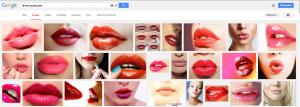 Résultat Google lèvre pulpeuse